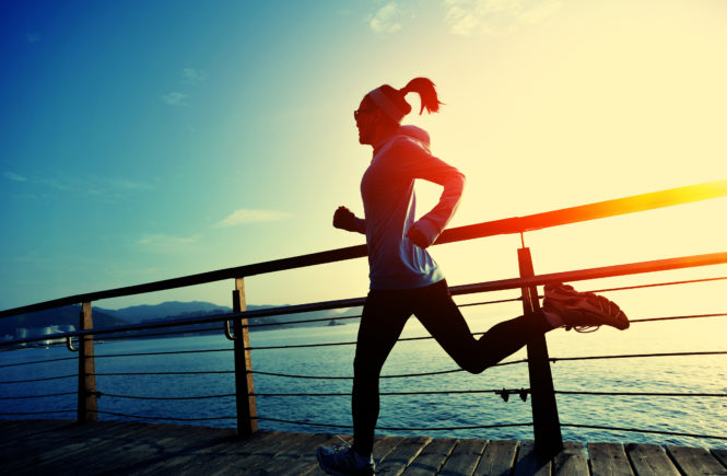 The Health Benefits of Running