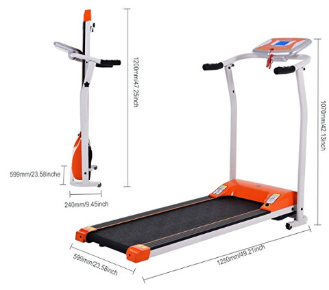 Best Folding Small Treadmill